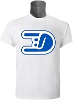 Phi Beta Sigma Hand Sign DTG T-Shirt, White
